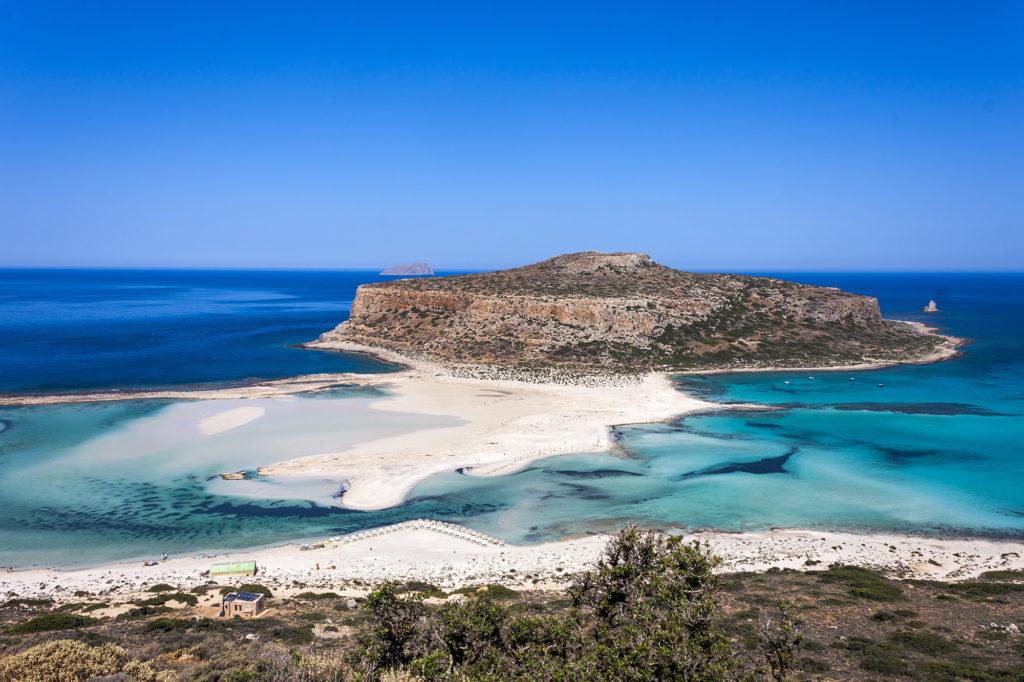 Zatoka Balos, Kreta