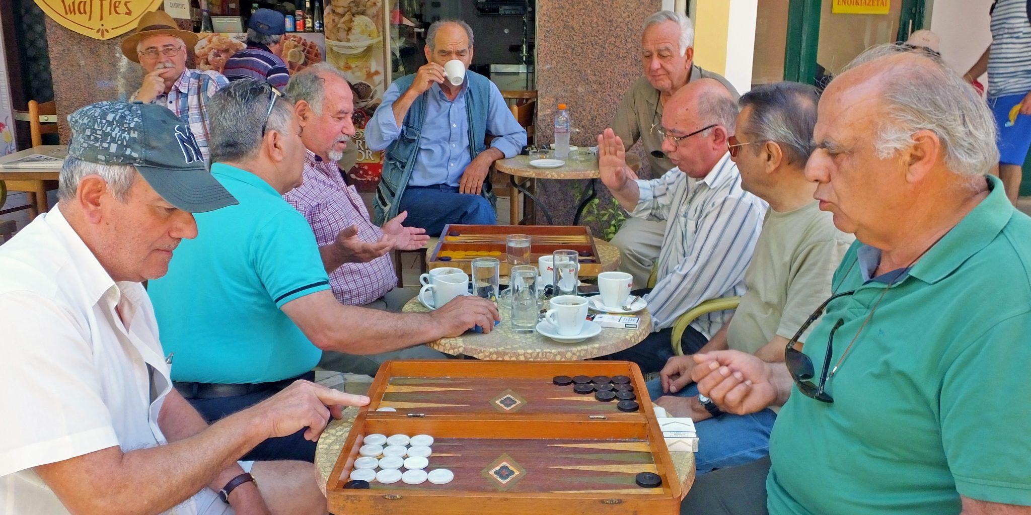 Siga-siga, czyli slow life po grecku + KONKURS #mojesigasiga