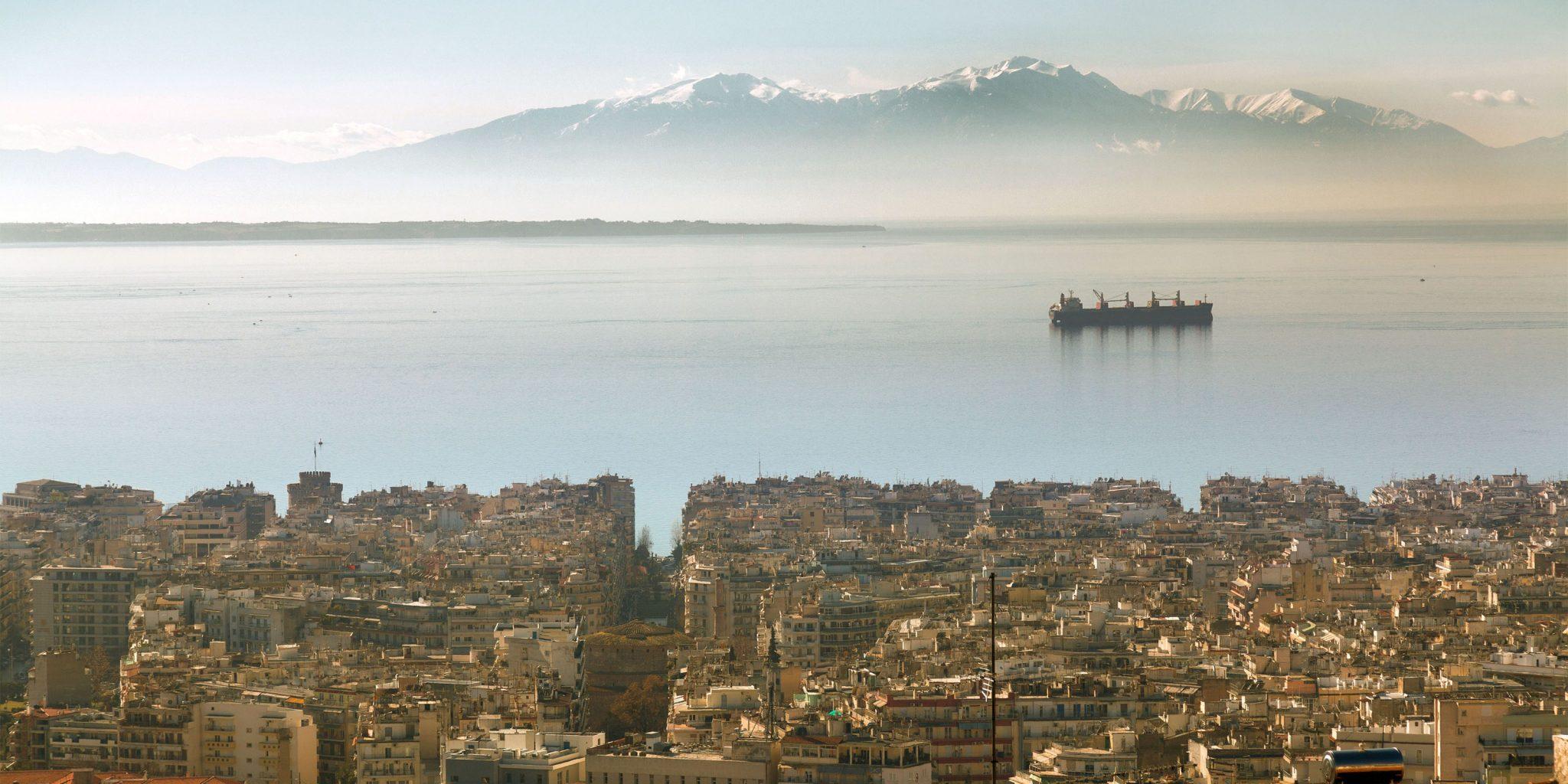 Fascynująca Riwiera Olimpu. Część 1 – Saloniki