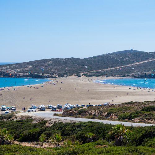 Plaża Prasonisi, Rodos