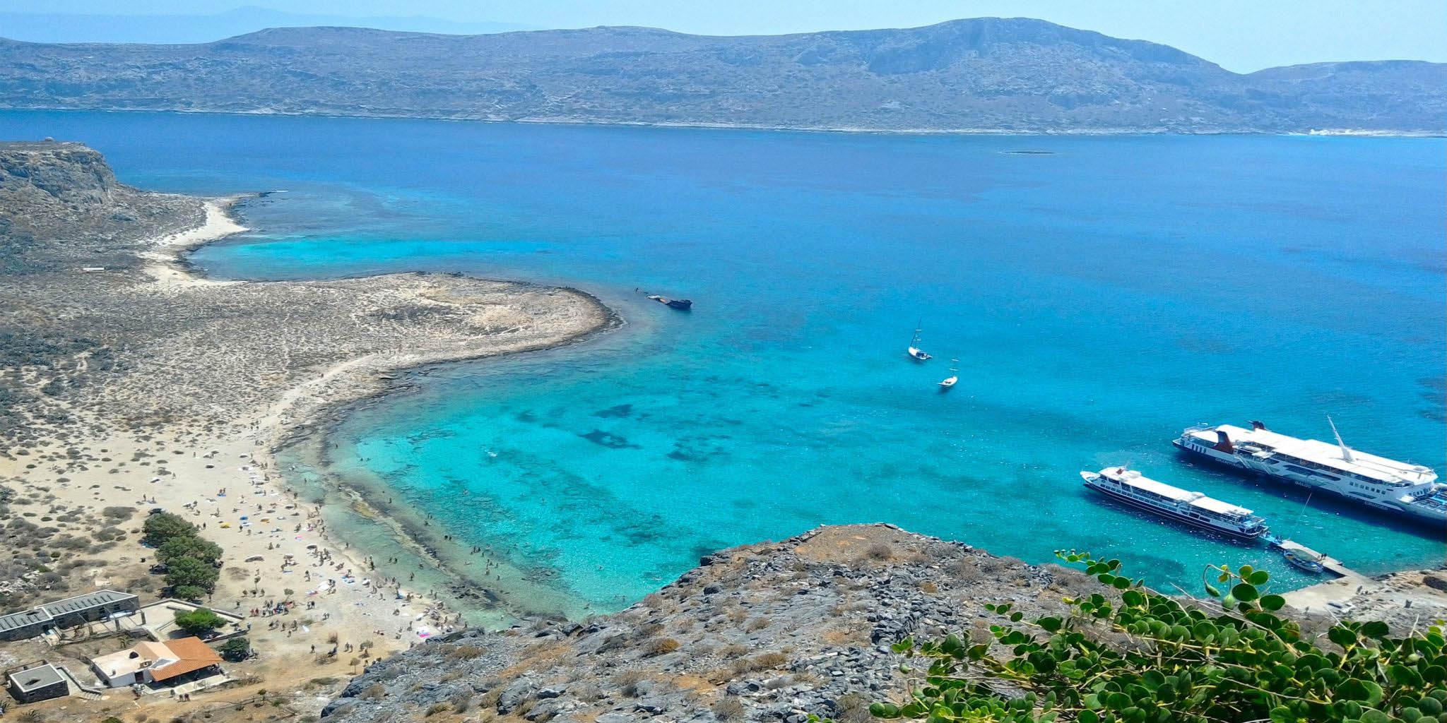 Wymarzona podróż poślubna. Część 1 – Kreta