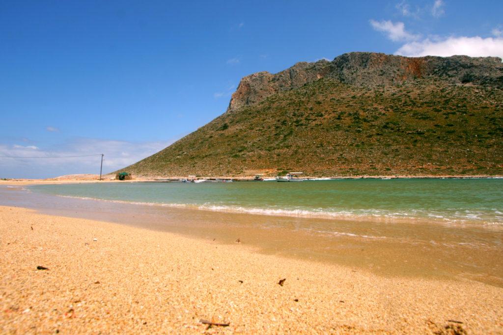 Plaża Stavros, Kreta