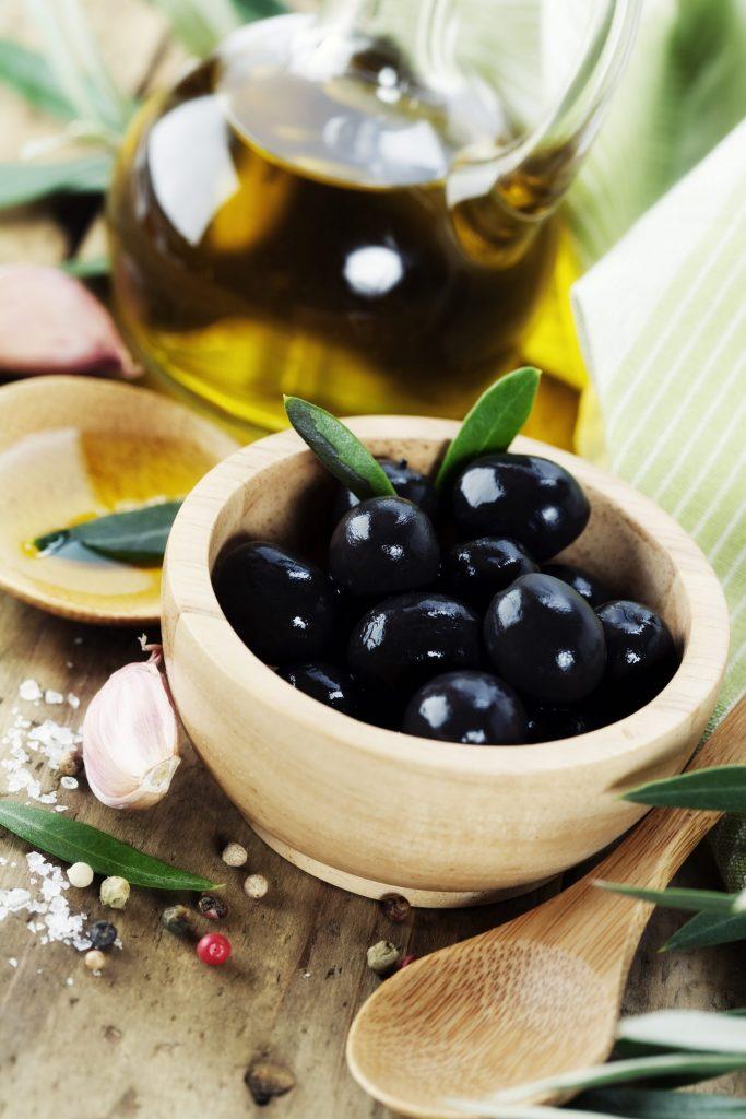 Oliwki i oliwa
