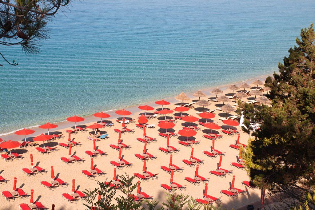 Plaża Argostoli na Kefalonii