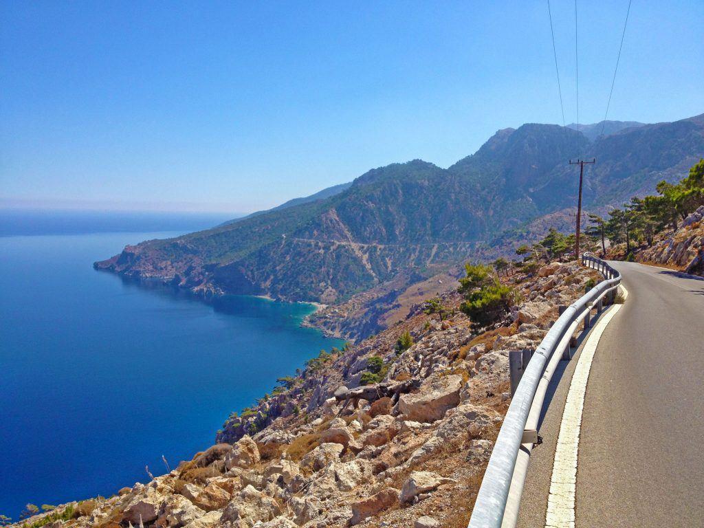 Bezdroża Santorini