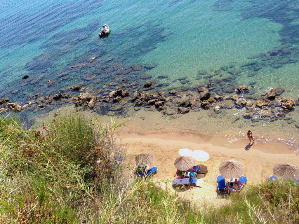 Boskie greckie plaże