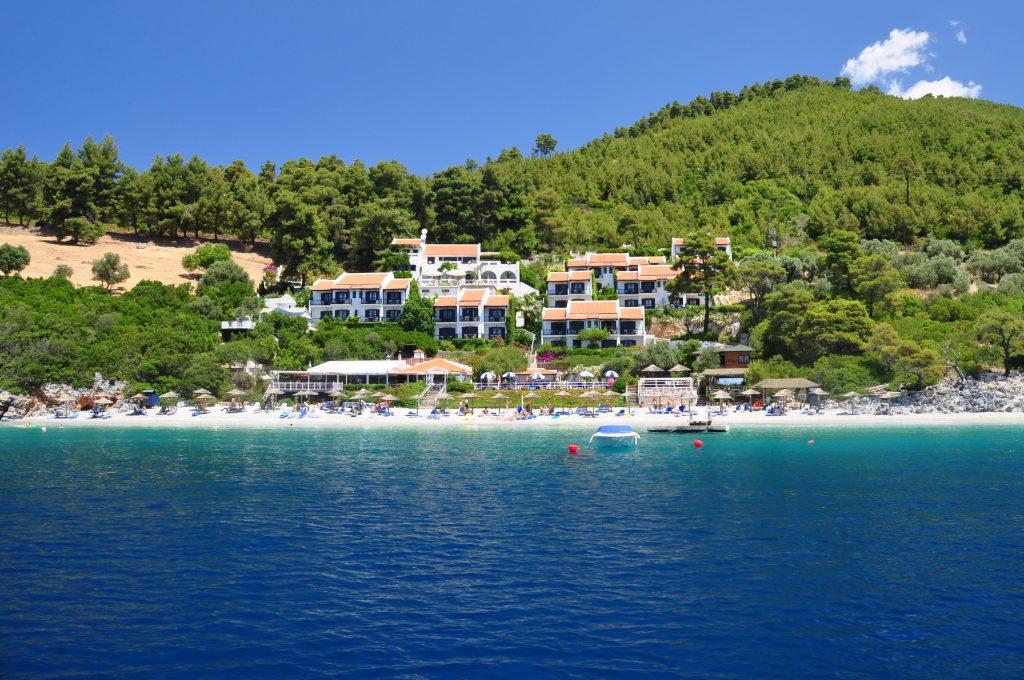Plaża Vasilias, Skiathos
