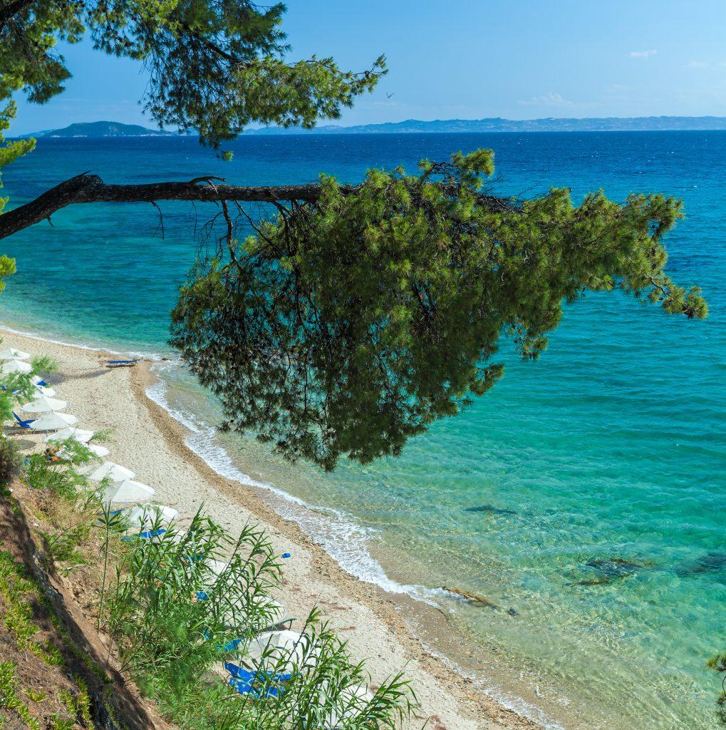 Plaża Elia, Sithonia, Chalkidiki