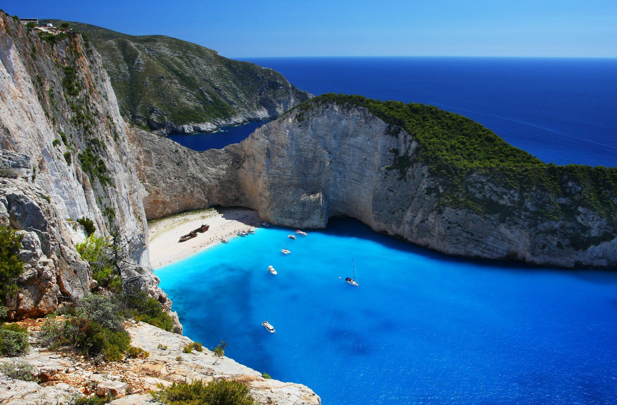 testy – TOP 10: plaże na Zakynthos