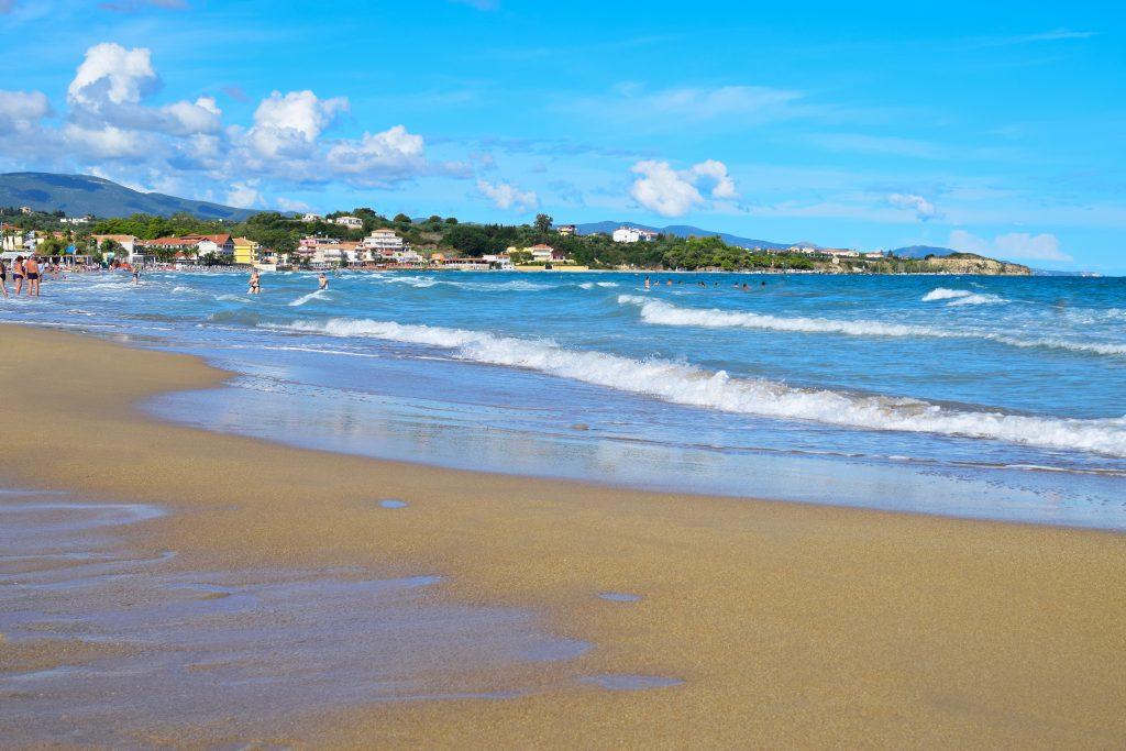 Plaża Tsilivi