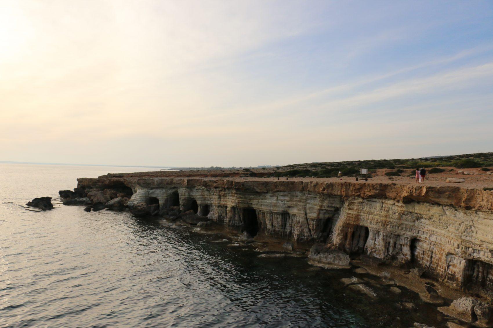 Cabo Greco na Cyprze
