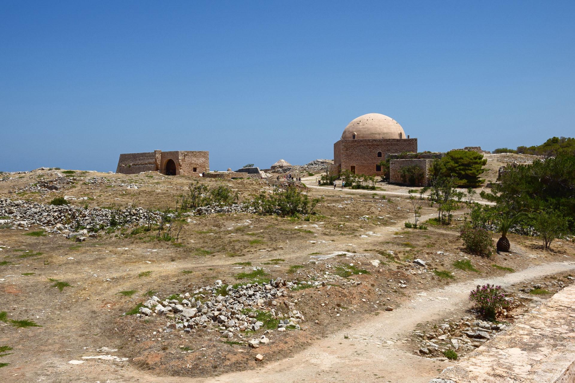 Rethymno - forteca