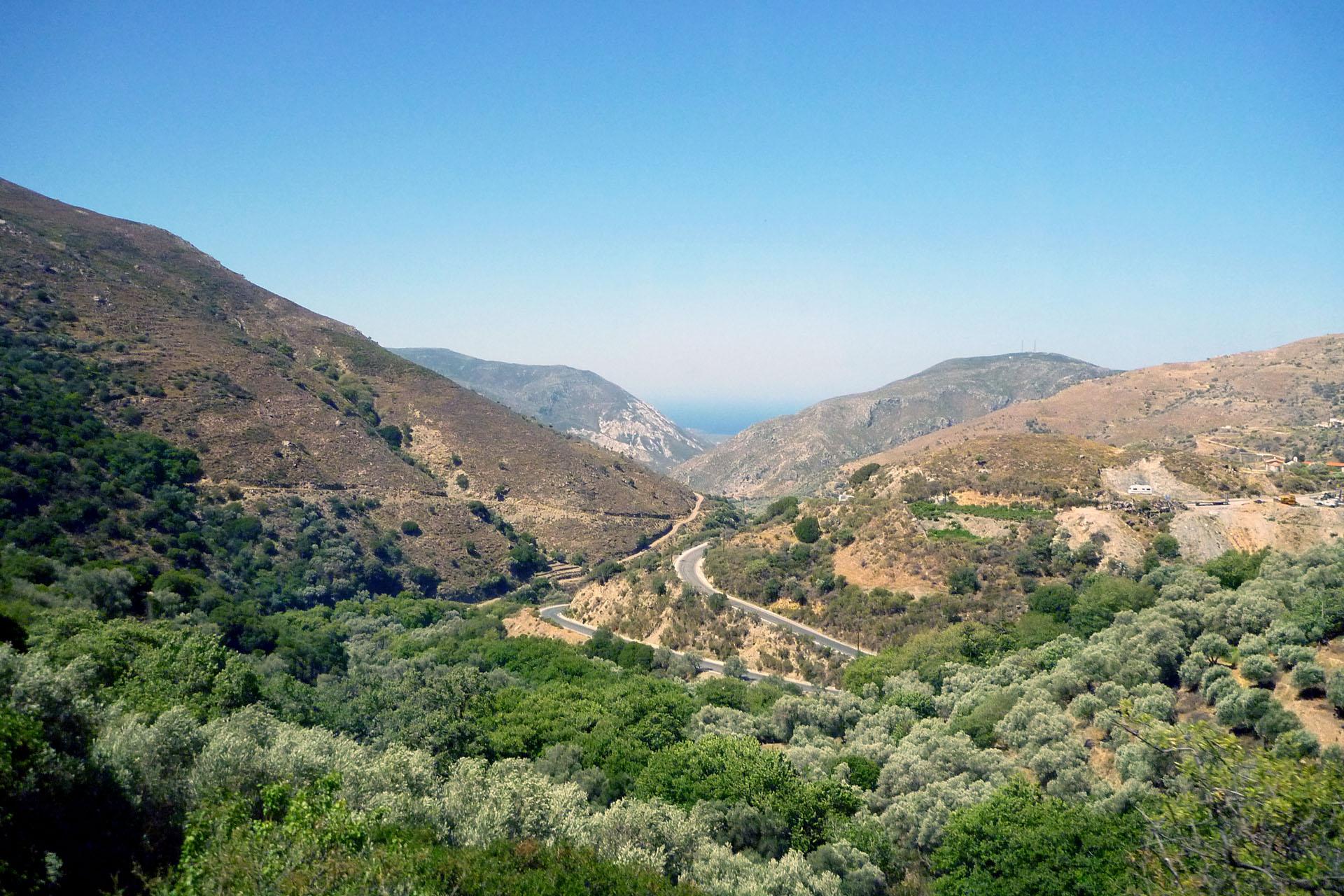 Krajobraz Krety