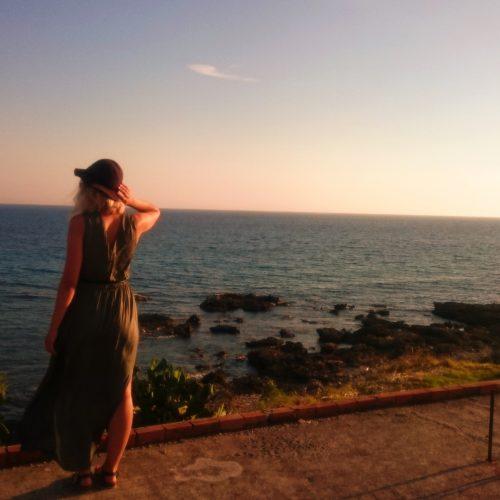 Korfu plaża