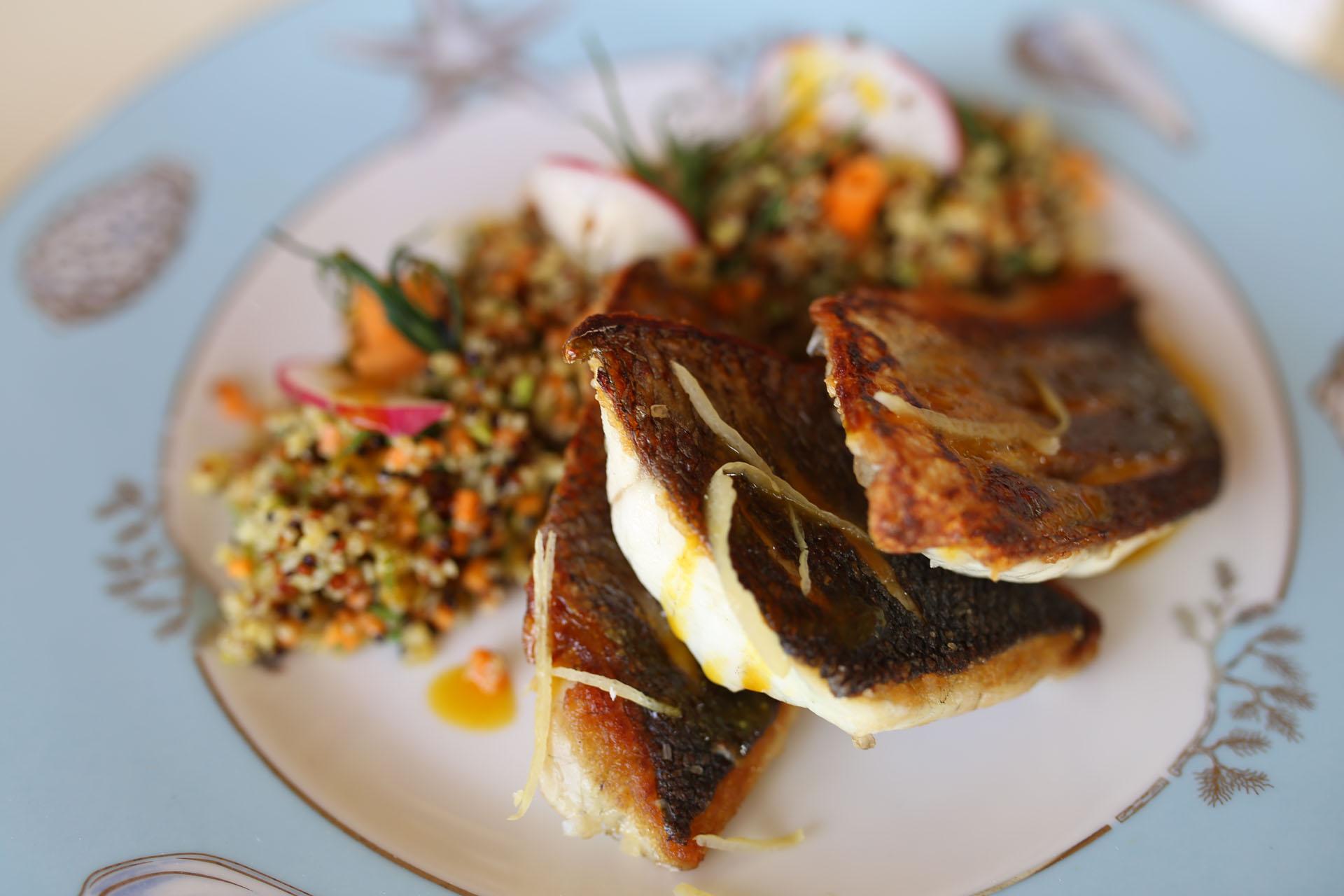 Ryba z Santorini