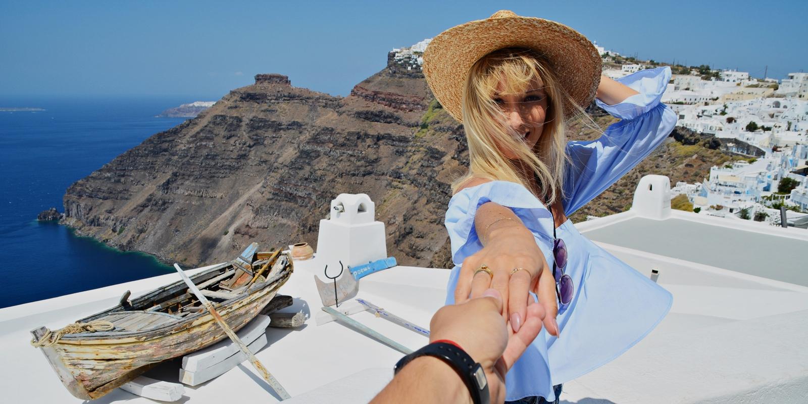 Wielkie Greckie Marzenie – Santorini i Ios