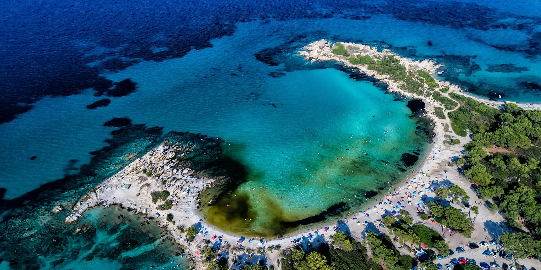 14 plaż i atrakcji na Chalkidiki, które trzeba zobaczyć