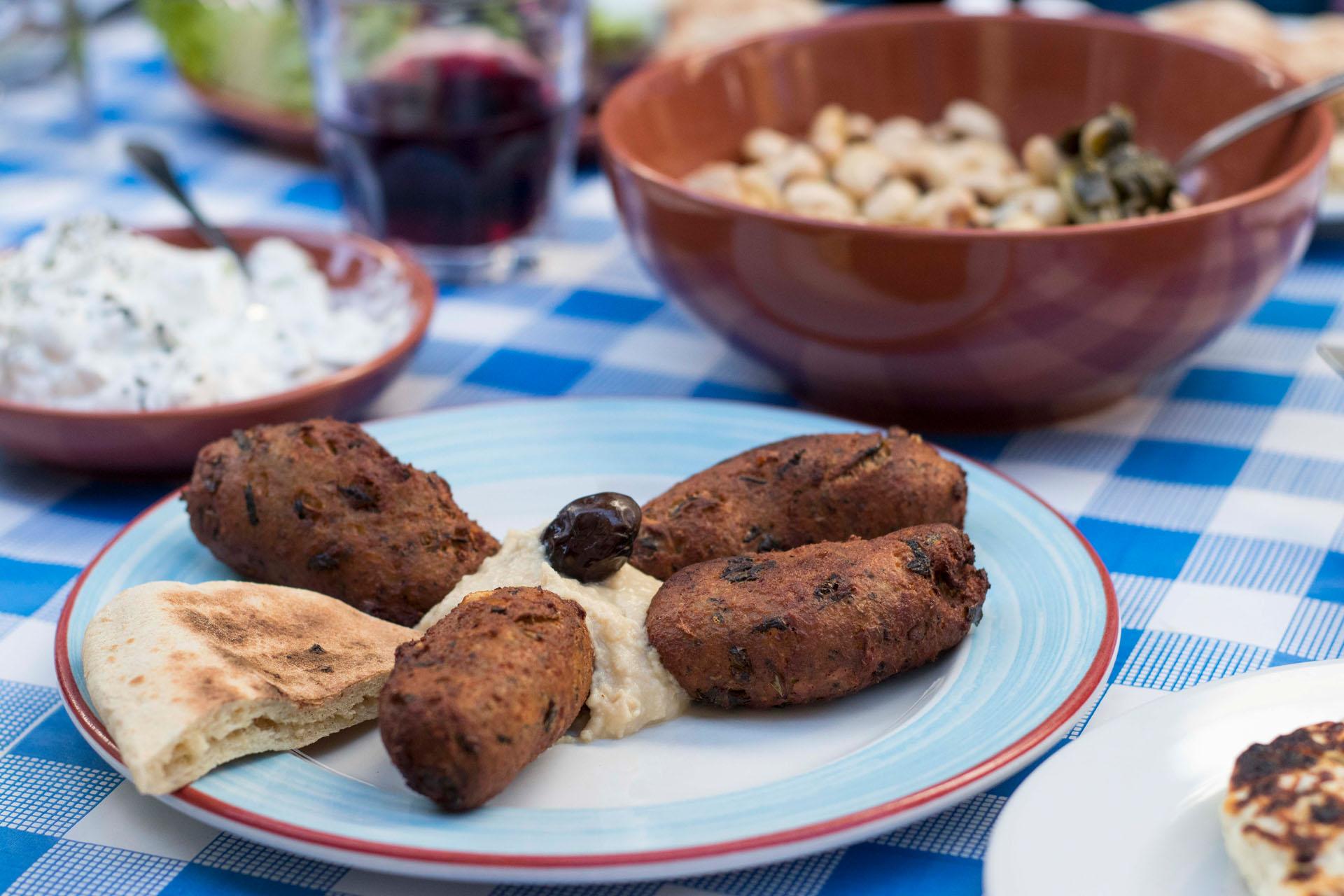 Kotleciki z Cypru