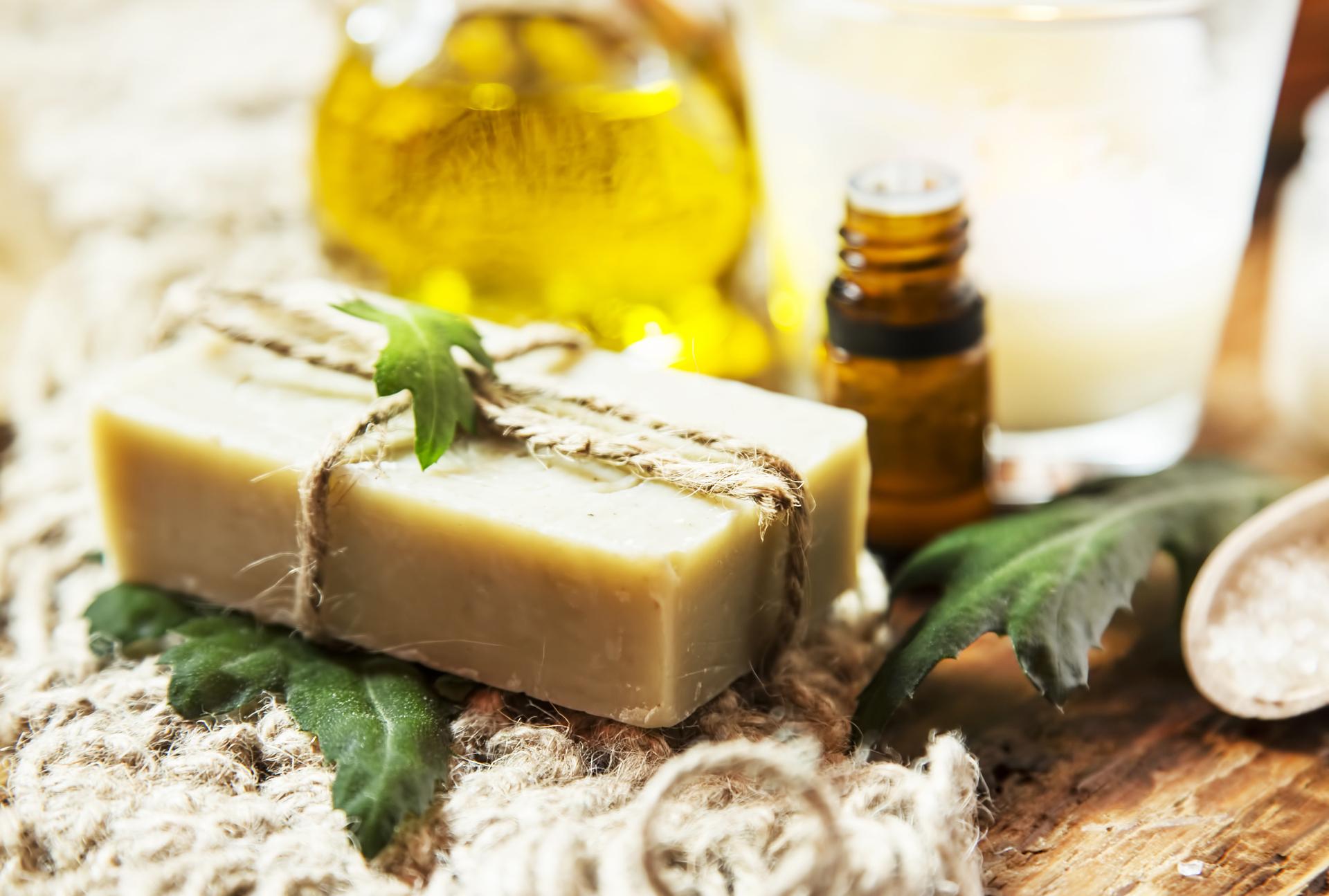 Kosmetyki oliwkowe