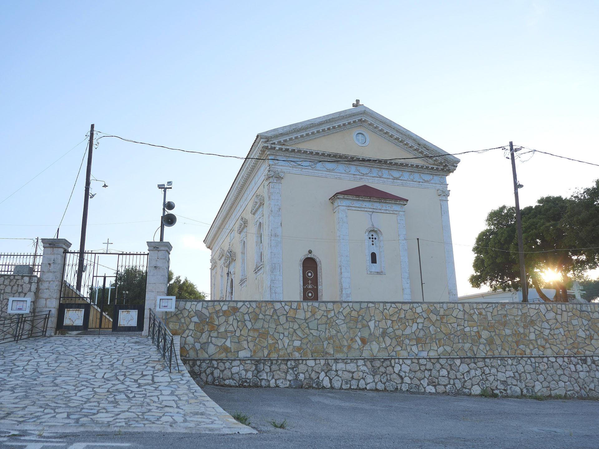 Kościół na Kefalonii