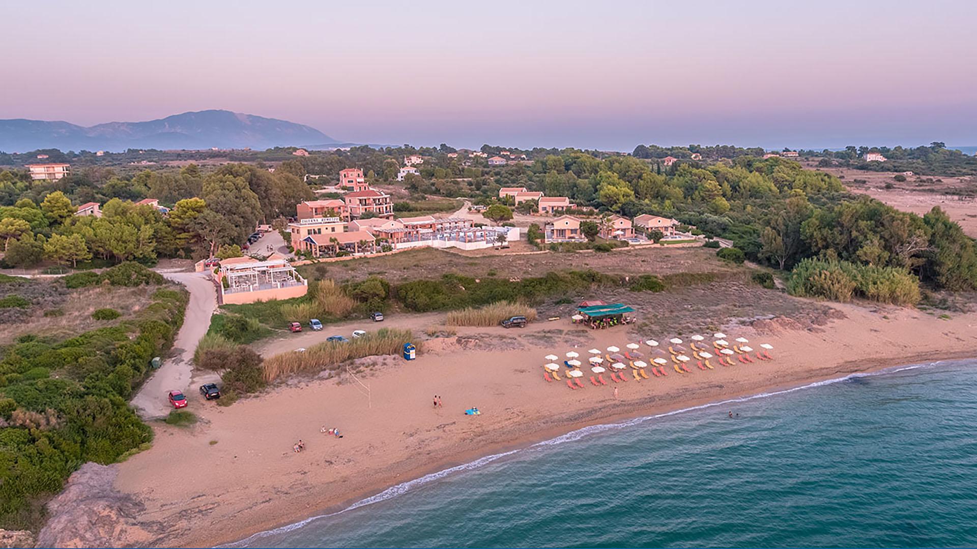 Hotel Remetzo na Kefalonii