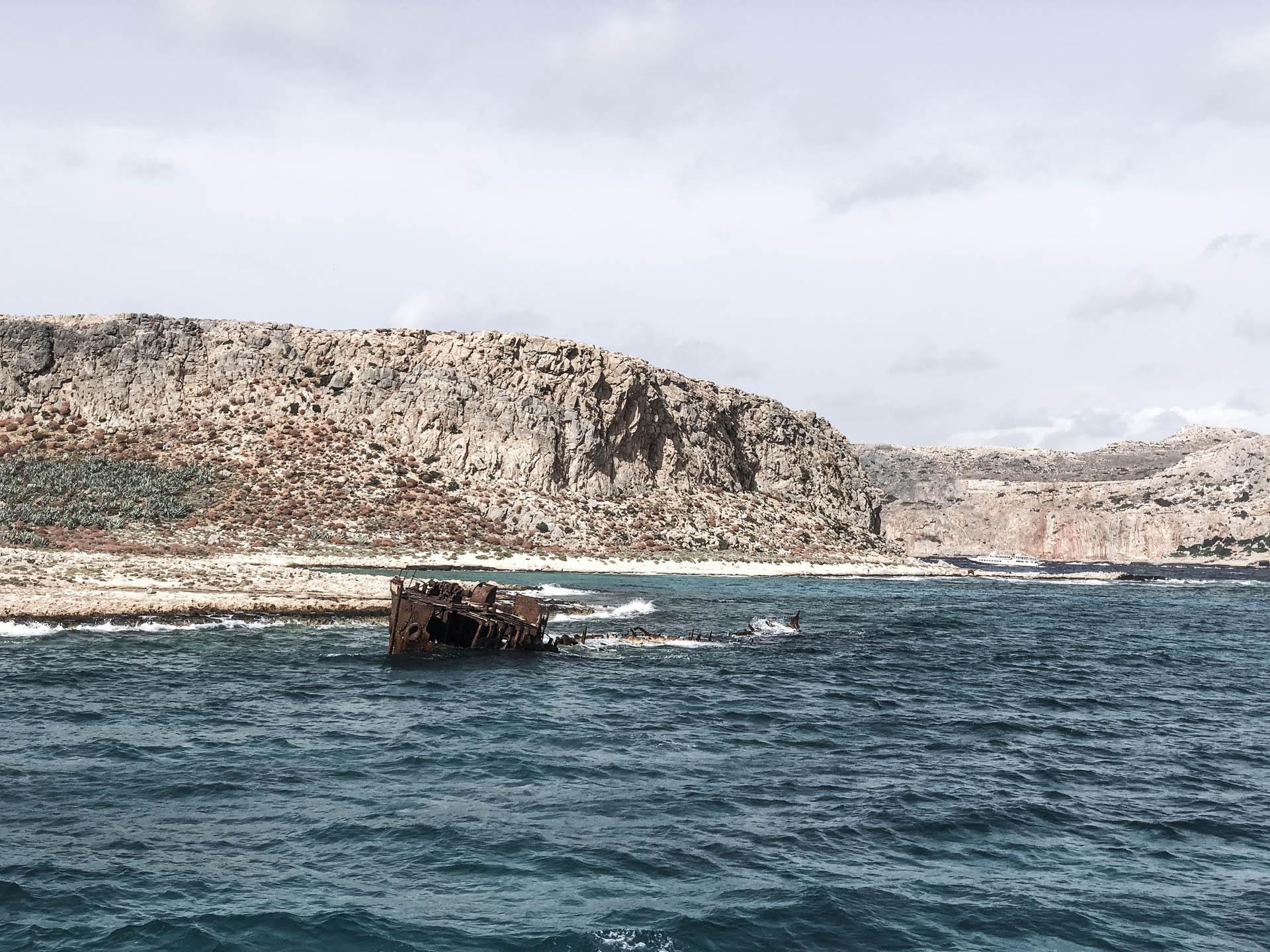 Wyspa Gramvousa