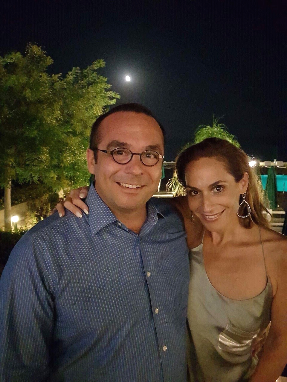 Christina i Stavros Mitsis