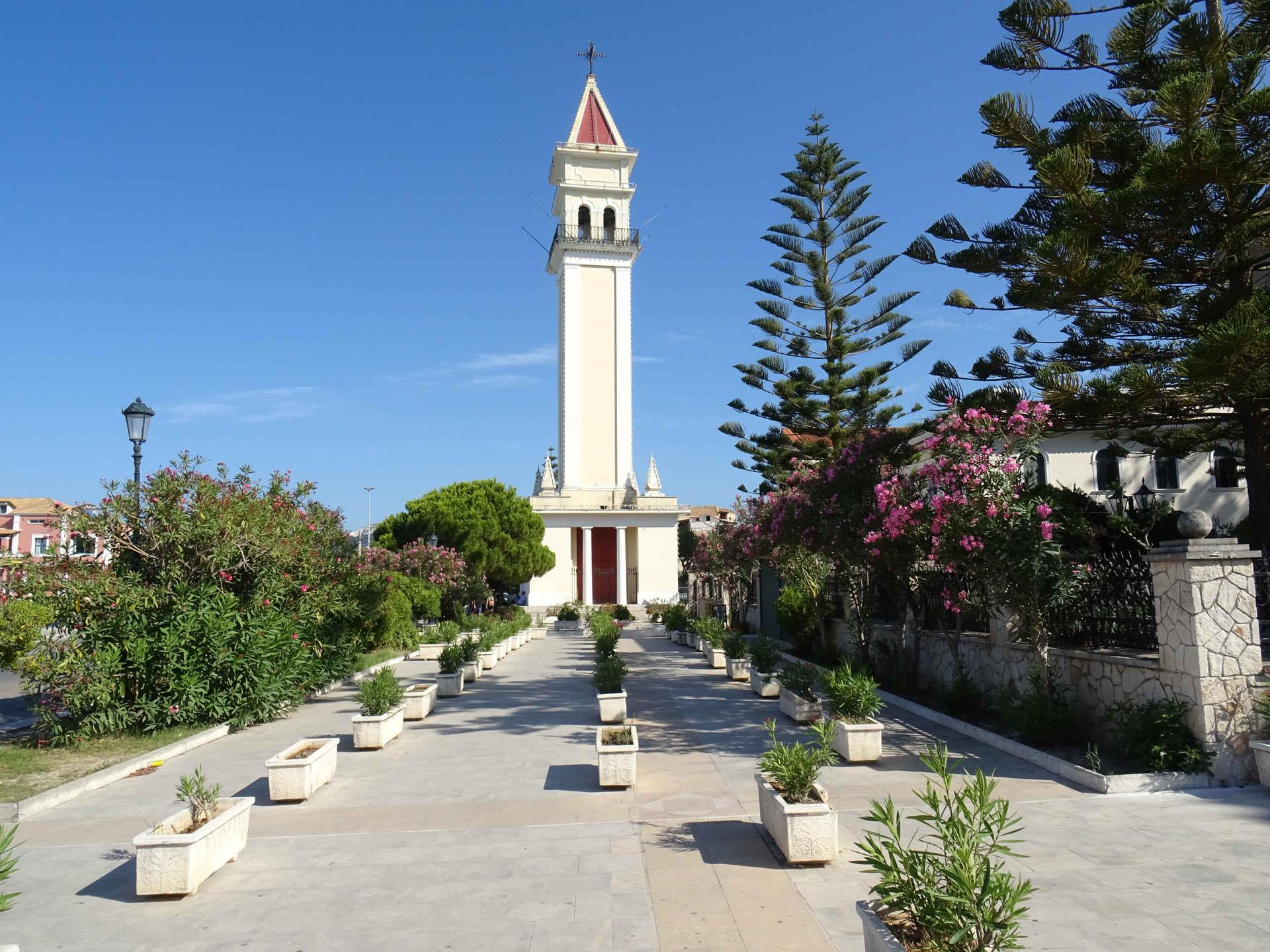 Miasto Zakynthos