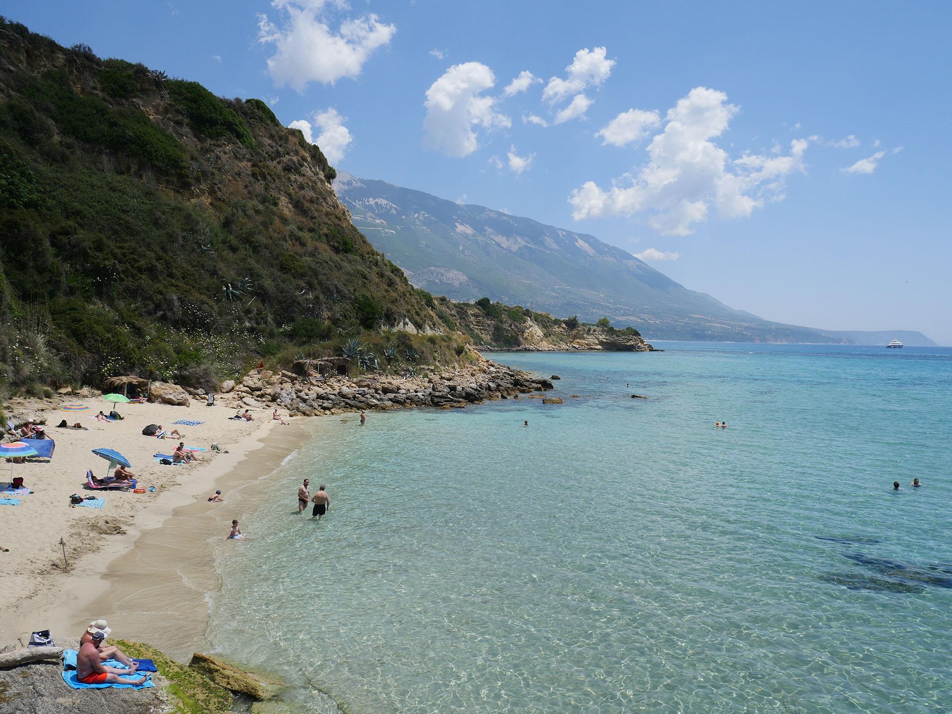 Karavados Beach