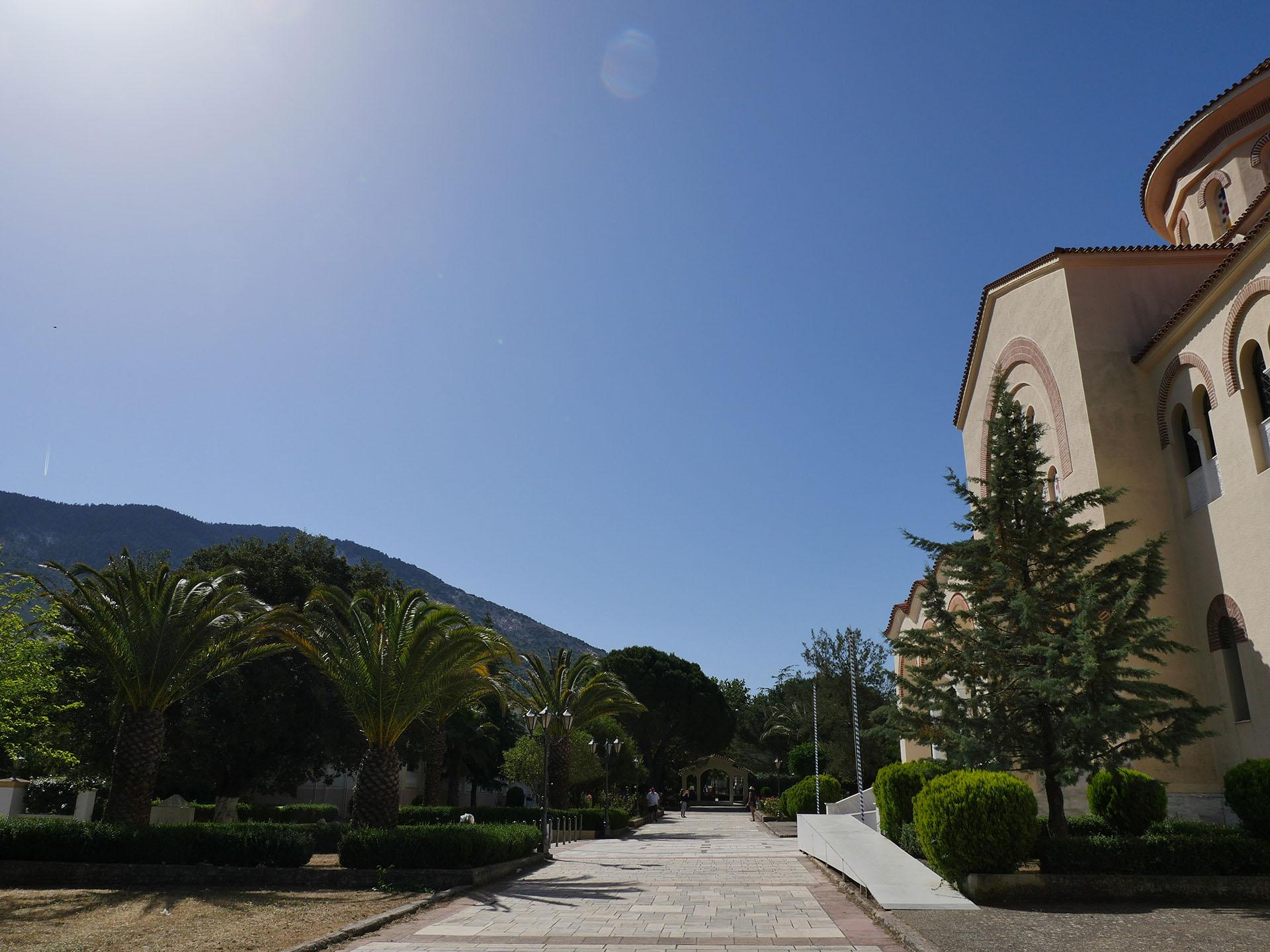 Klasztor św. Gerasimosa