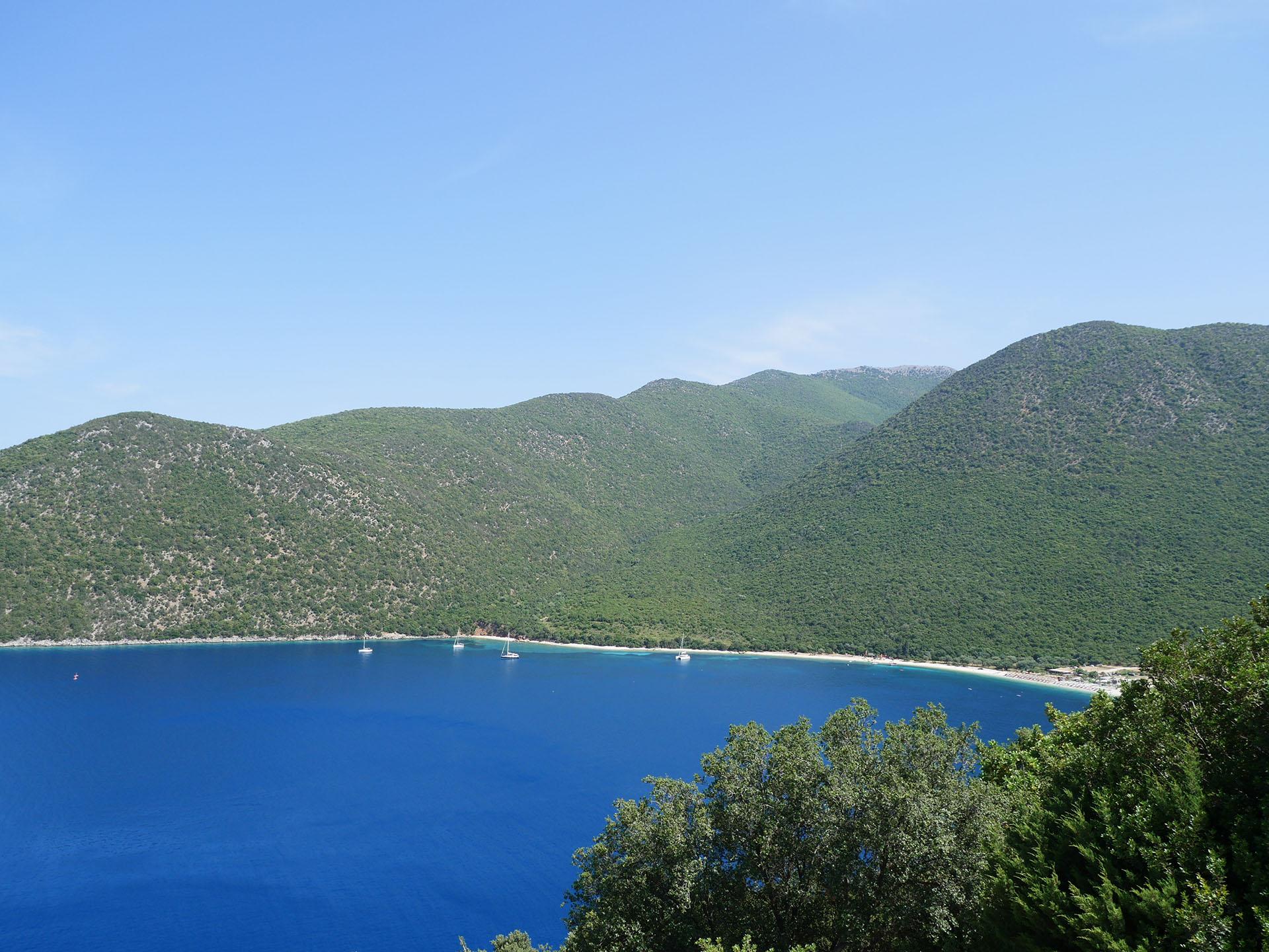 Plaża Antisamos