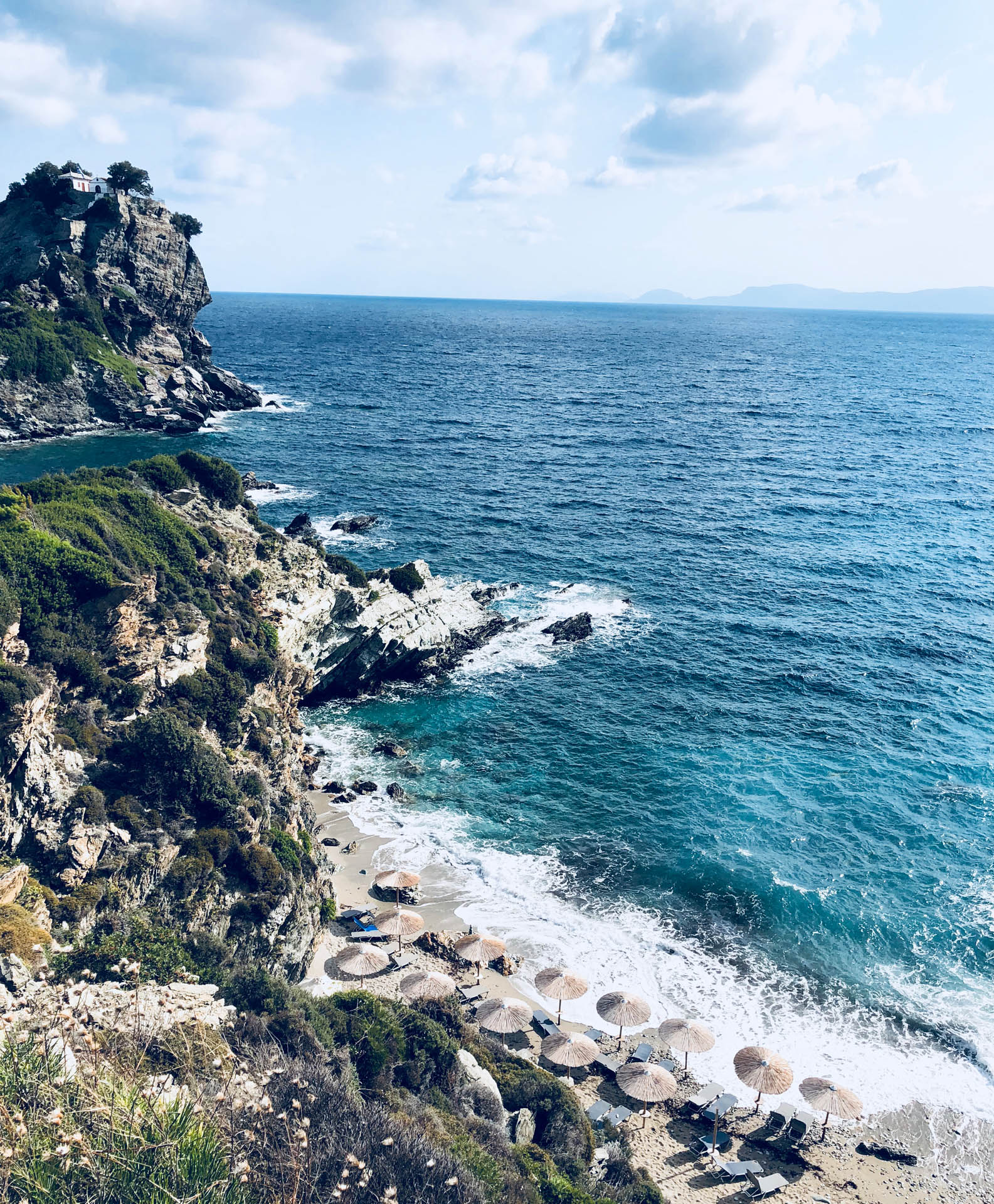 Plaża Glysteri