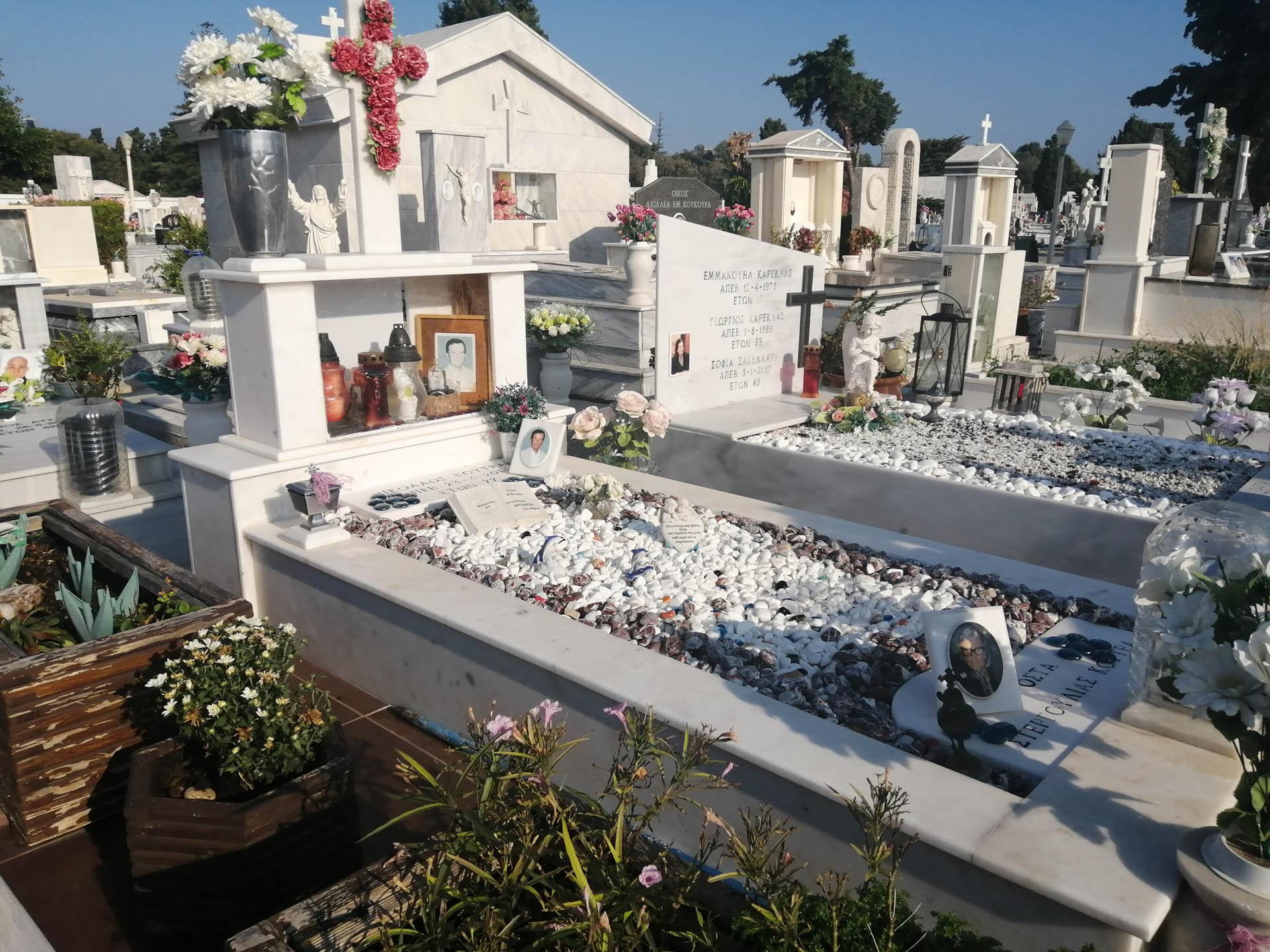 Cmentarz na Rodos