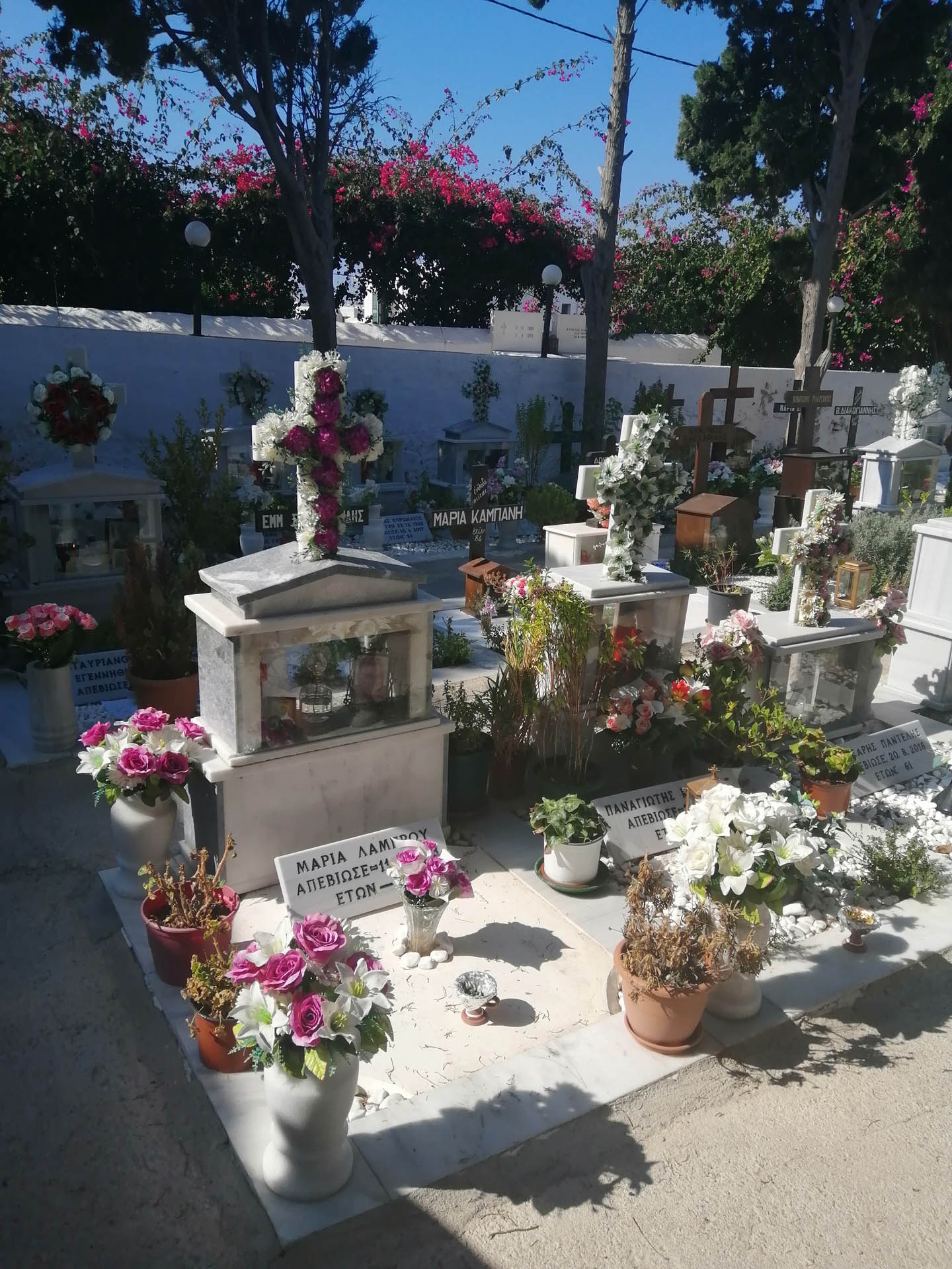 Cmentarz na Nisyros