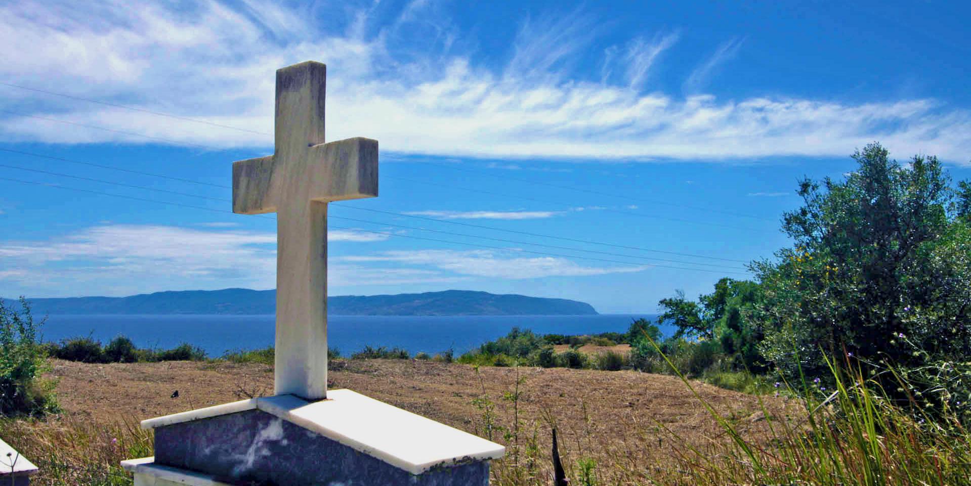 Święto Zmarłych i Zaduszki w Grecji