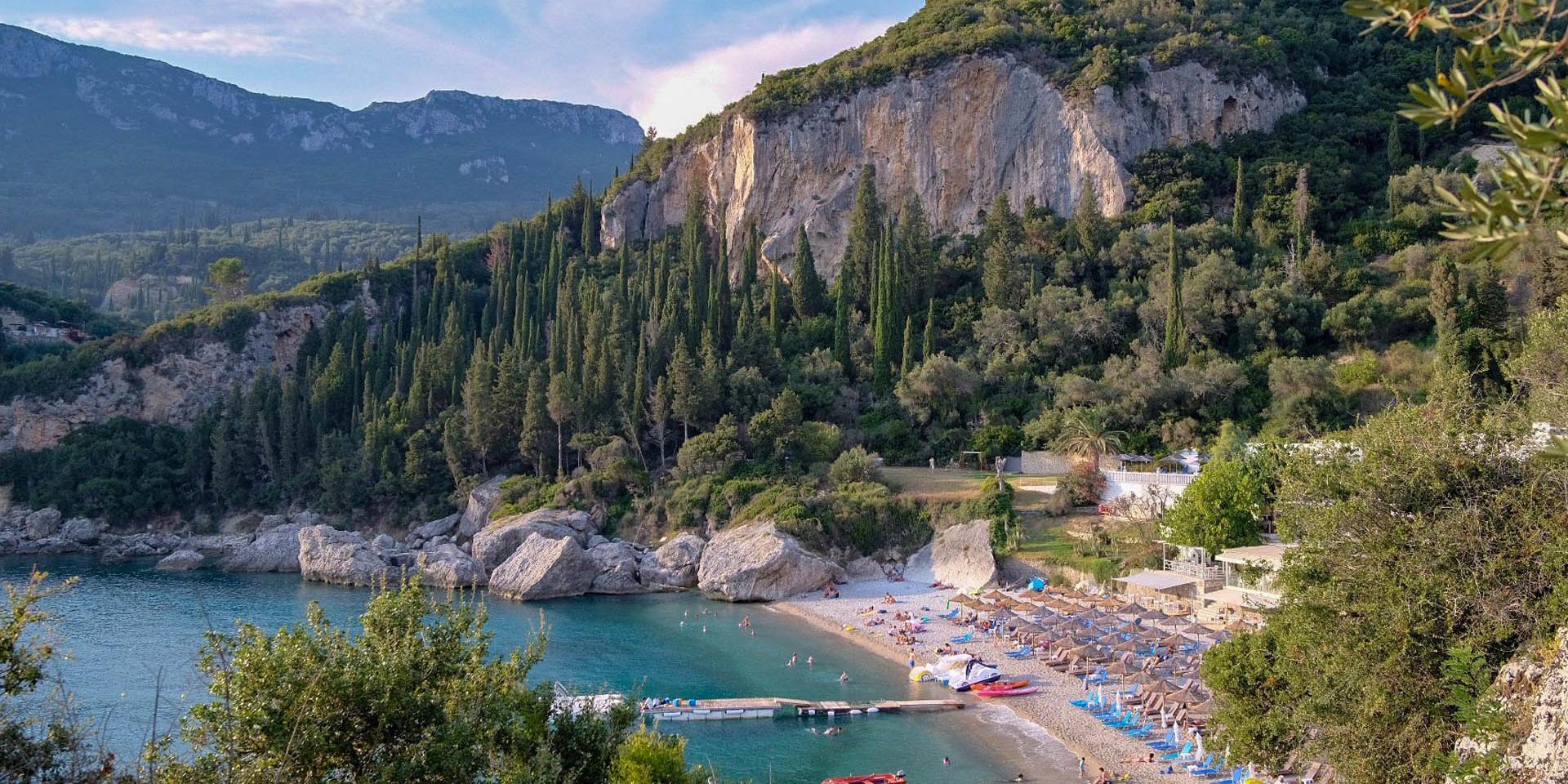Rodzinne wakacje na Korfu – fotorelacja